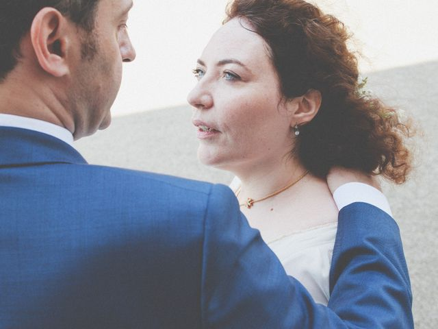 Le mariage de Christophe et Anne-Christine à Granville, Manche 17