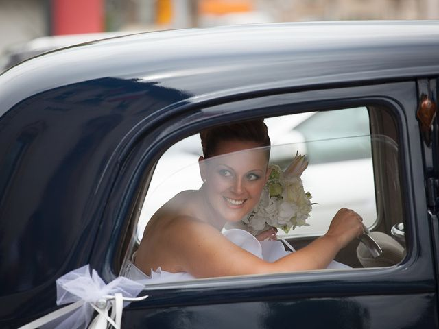 Le mariage de Mathieu et Hélène à Neufchef, Moselle 4