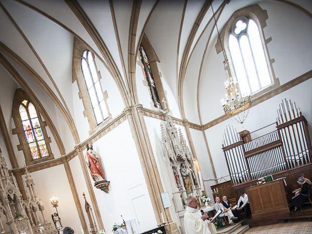 Le mariage de Mathieu et Hélène à Neufchef, Moselle 7