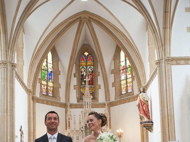 Le mariage de Mathieu et Hélène à Neufchef, Moselle 9