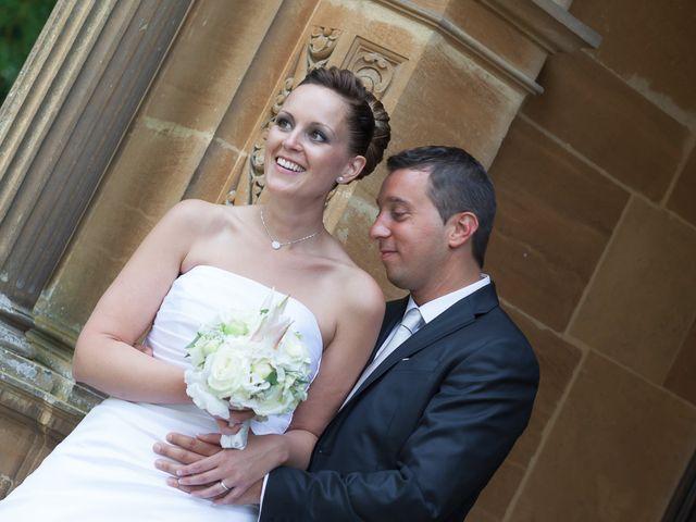 Le mariage de Hélène et Mathieu