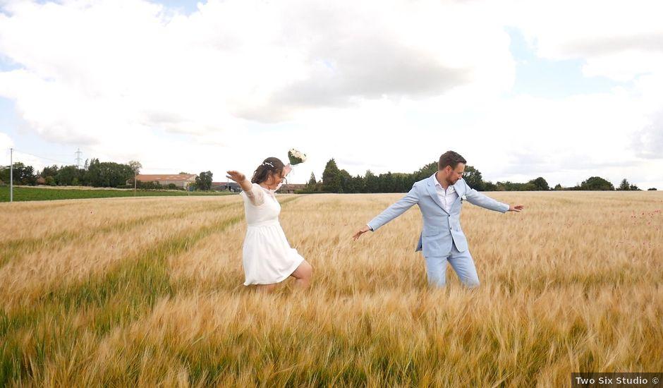 Le mariage de David et Chloé à Lannoy, Nord