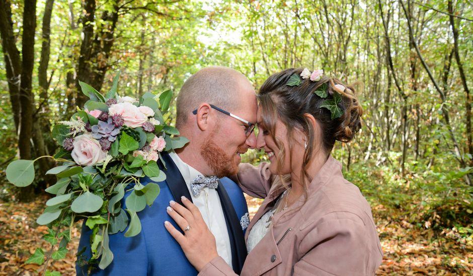 Le mariage de Edouard et Alexia à Saint-Jean-de-Bournay, Isère