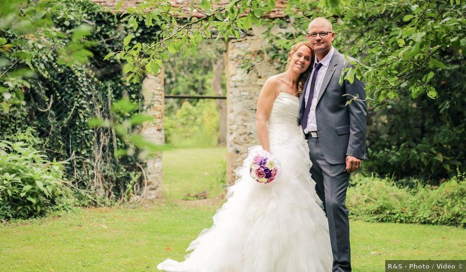 Le mariage de Frédéric et Caroline à Savigny-le-Temple, Seine-et-Marne