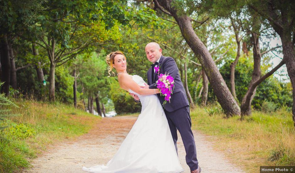 Le mariage de Frédéric et Marina à Melgven, Finistère