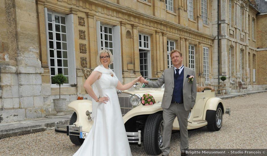 Le mariage de Daniel et Samantha à Jumièges, Seine-Maritime