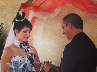 Le mariage de Jessica et Jean-Christophe