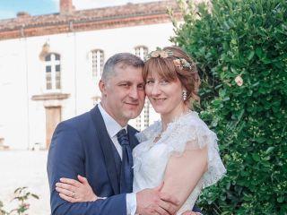 Le mariage de Christelle et Jean-Jaques 1