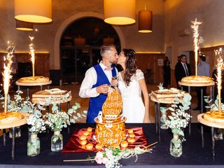 Le mariage de Flore et Bastien