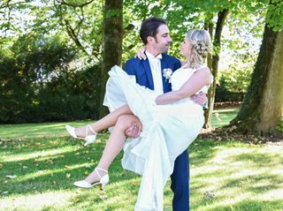 Le mariage de Jessie et Julien