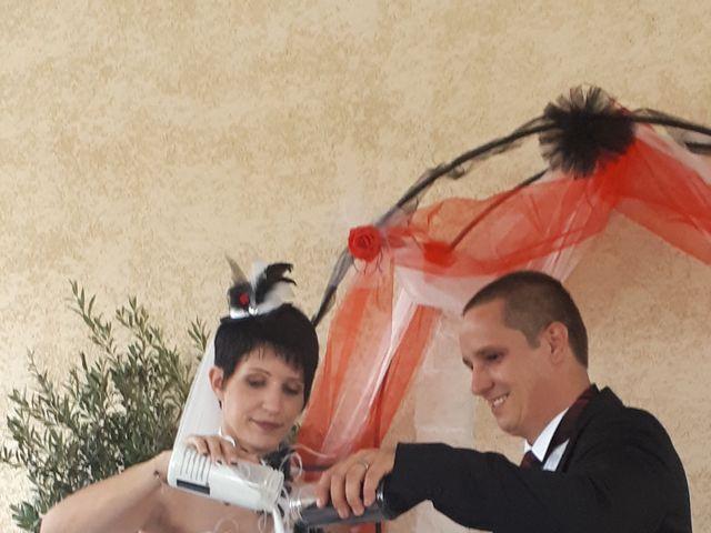 Le mariage de Jean-Christophe  et Jessica à Monteux, Vaucluse 3