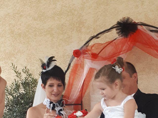 Le mariage de Jean-Christophe  et Jessica à Monteux, Vaucluse 4