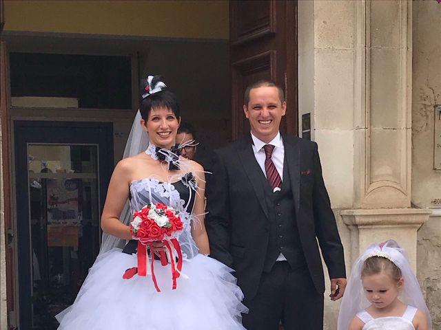 Le mariage de Jean-Christophe  et Jessica à Monteux, Vaucluse 8