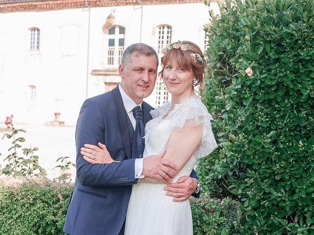 Le mariage de Jean-Jaques et Christelle à Saliès, Tarn 5