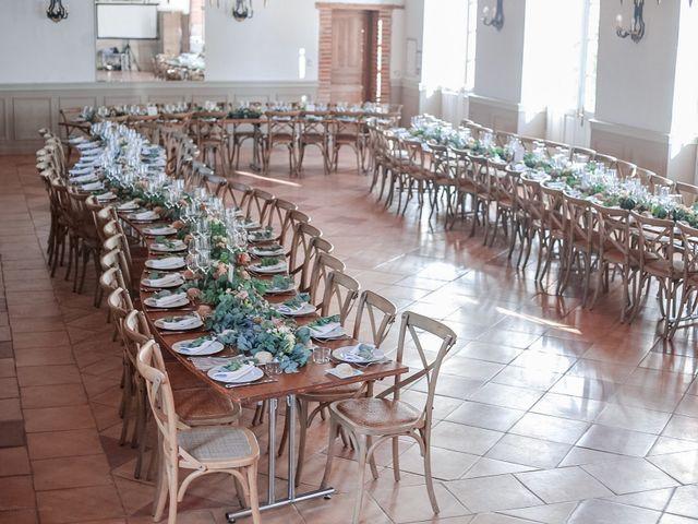 Le mariage de Jean-Jaques et Christelle à Saliès, Tarn 7