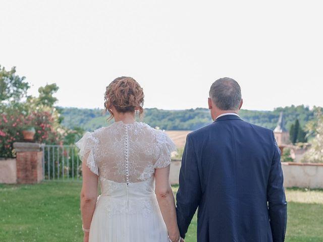 Le mariage de Jean-Jaques et Christelle à Saliès, Tarn 11