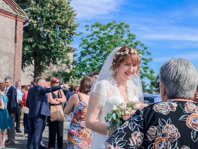 Le mariage de Jean-Jaques et Christelle à Saliès, Tarn 22