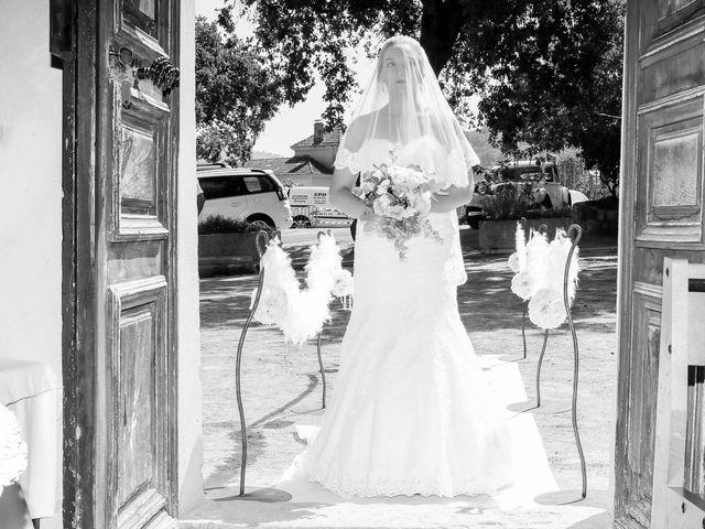 Le mariage de Rene et Laetitia à Gourdon, Alpes-Maritimes 1