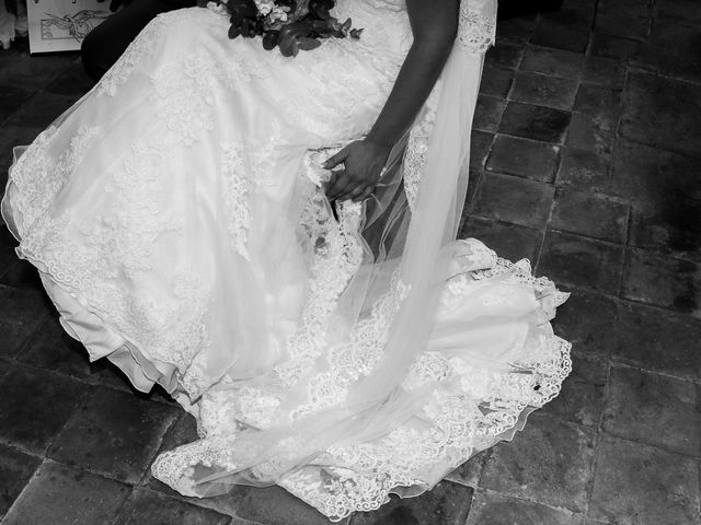 Le mariage de Rene et Laetitia à Gourdon, Alpes-Maritimes 3