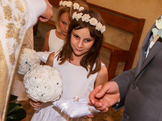 Le mariage de Rene et Laetitia à Gourdon, Alpes-Maritimes 5