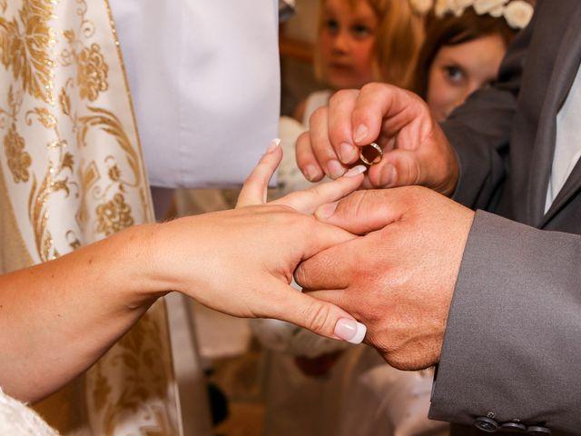 Le mariage de Rene et Laetitia à Gourdon, Alpes-Maritimes 6