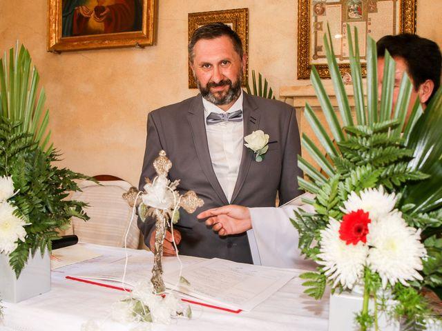 Le mariage de Rene et Laetitia à Gourdon, Alpes-Maritimes 7