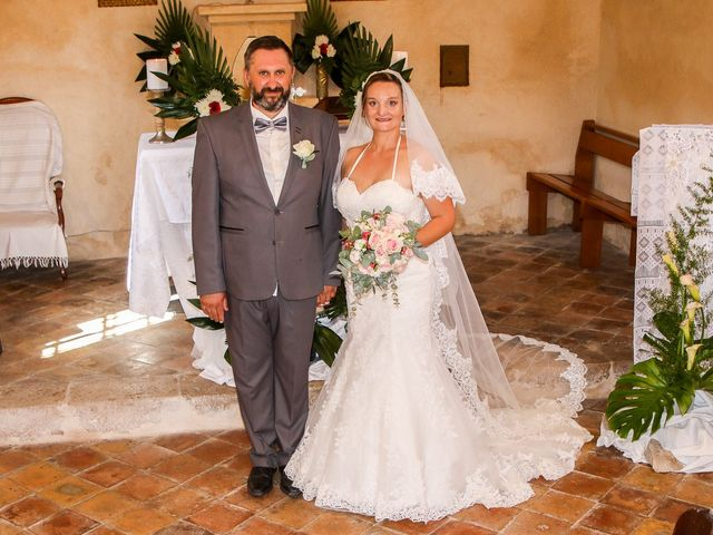Le mariage de Rene et Laetitia à Gourdon, Alpes-Maritimes 9