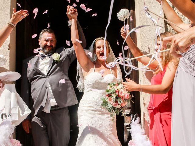 Le mariage de Rene et Laetitia à Gourdon, Alpes-Maritimes 10