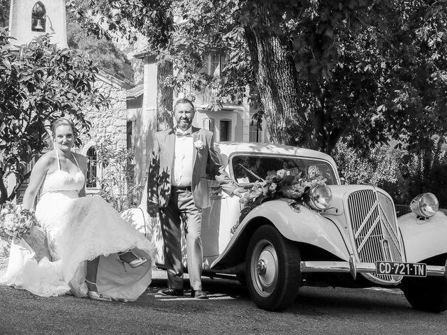 Le mariage de Rene et Laetitia à Gourdon, Alpes-Maritimes 11