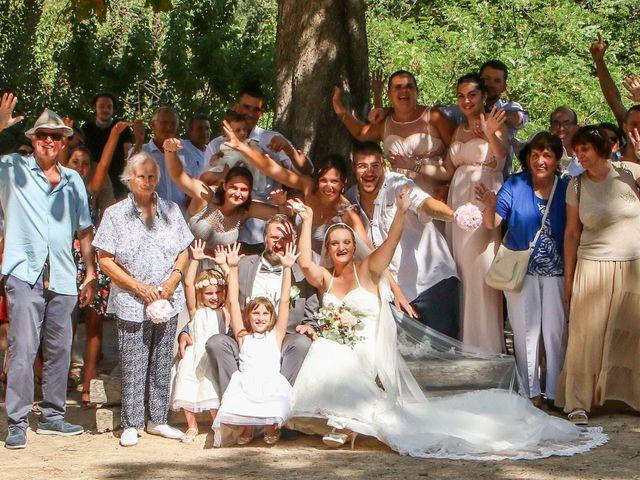 Le mariage de Rene et Laetitia à Gourdon, Alpes-Maritimes 13