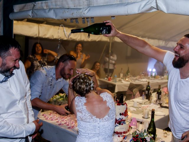 Le mariage de Rene et Laetitia à Gourdon, Alpes-Maritimes 23