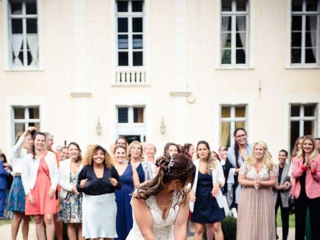 Le mariage de Jonathan et Manon à Cerny, Essonne 78