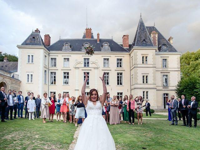 Le mariage de Jonathan et Manon à Cerny, Essonne 79