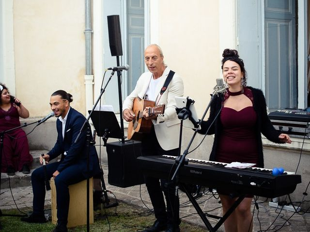 Le mariage de Jonathan et Manon à Cerny, Essonne 90