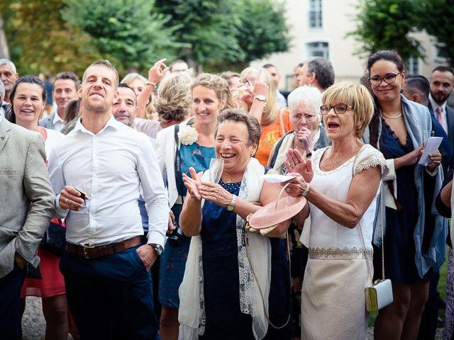 Le mariage de Jonathan et Manon à Cerny, Essonne 91