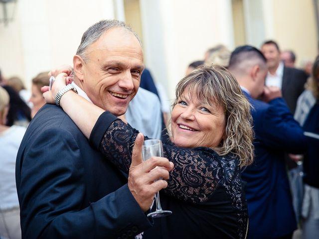 Le mariage de Jonathan et Manon à Cerny, Essonne 92