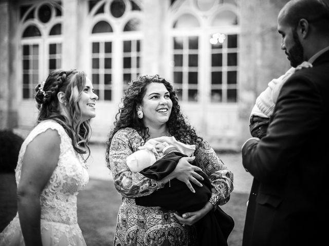 Le mariage de Jonathan et Manon à Cerny, Essonne 95