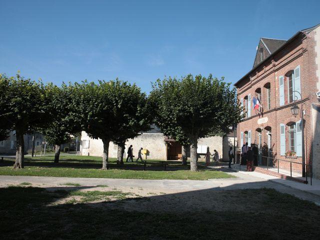 Le mariage de Pascal et Ombeline à Pontarmé, Oise 1