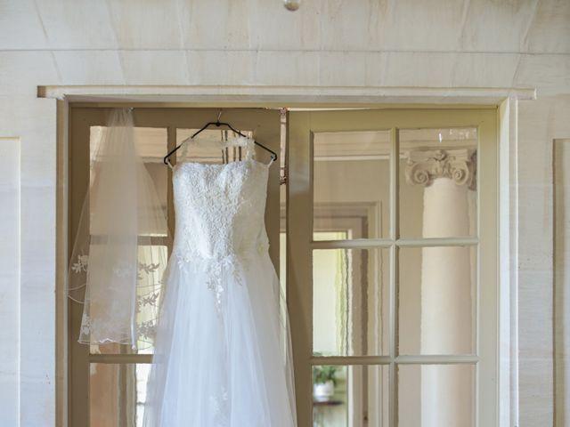 Le mariage de Pascal et Ombeline à Pontarmé, Oise 12