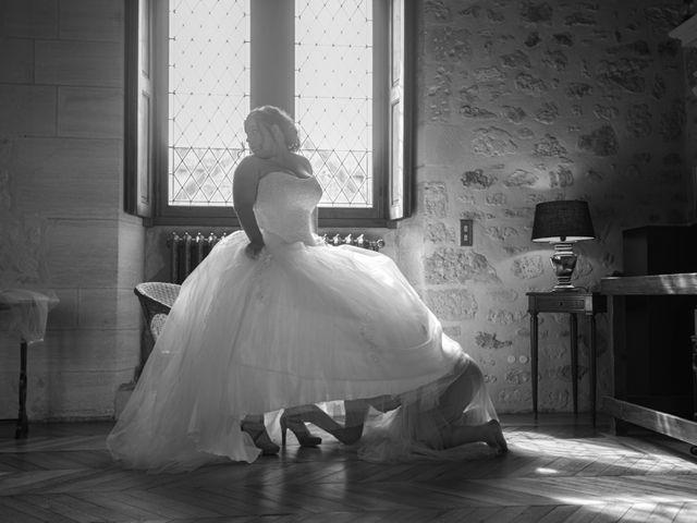 Le mariage de Pascal et Ombeline à Pontarmé, Oise 16
