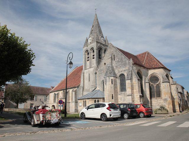 Le mariage de Pascal et Ombeline à Pontarmé, Oise 21