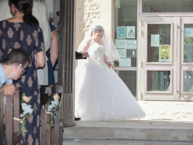 Le mariage de Pascal et Ombeline à Pontarmé, Oise 23