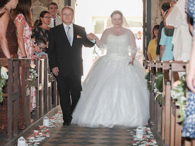 Le mariage de Pascal et Ombeline à Pontarmé, Oise 24