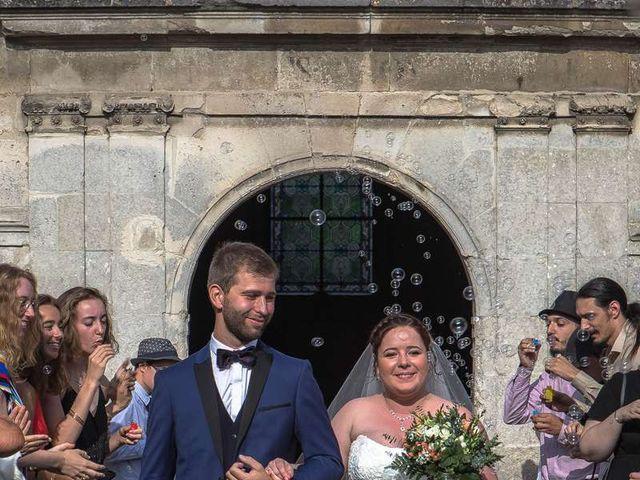 Le mariage de Pascal et Ombeline à Pontarmé, Oise 31