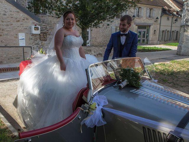 Le mariage de Pascal et Ombeline à Pontarmé, Oise 32