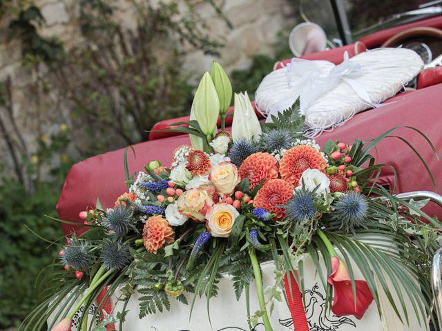 Le mariage de Pascal et Ombeline à Pontarmé, Oise 33