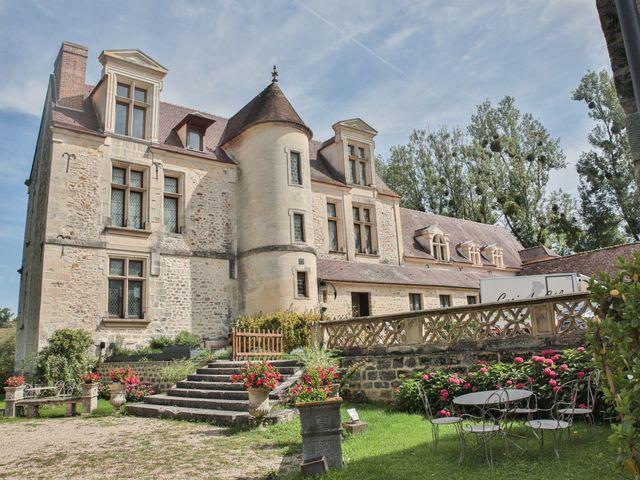 Le mariage de Pascal et Ombeline à Pontarmé, Oise 34