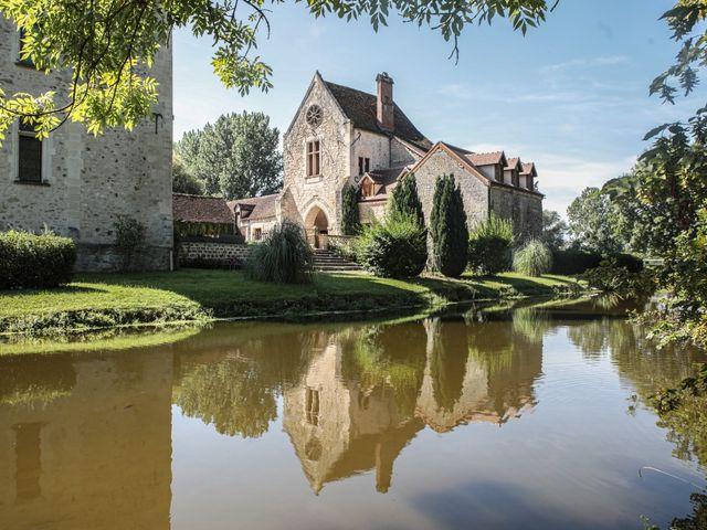Le mariage de Pascal et Ombeline à Pontarmé, Oise 35