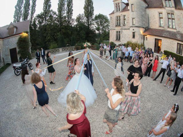 Le mariage de Pascal et Ombeline à Pontarmé, Oise 46