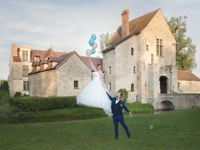 Le mariage de Pascal et Ombeline à Pontarmé, Oise 48